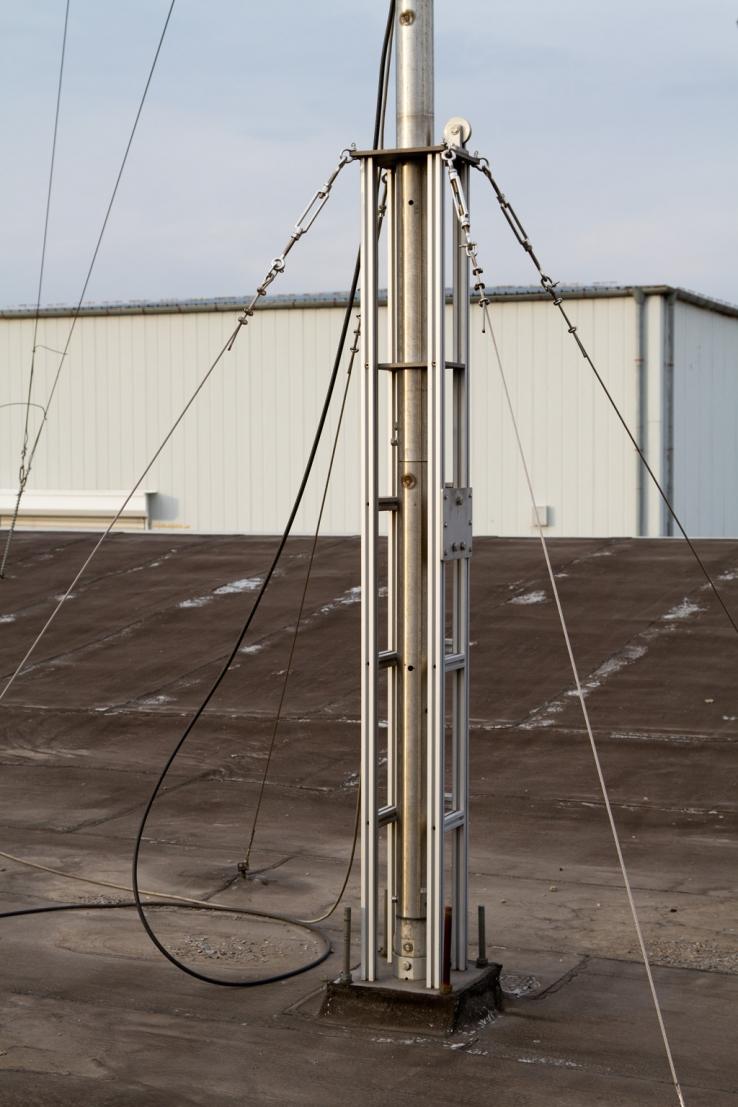 ACOM CM-10 Antenna Crank-up Mast | ACOM